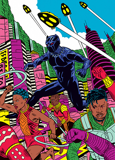 Ny blackpanther